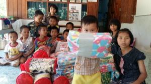 Blanket for orphans