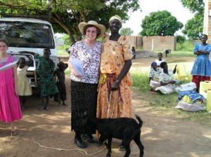Uganda goats